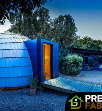prefabricadas tipo iglú