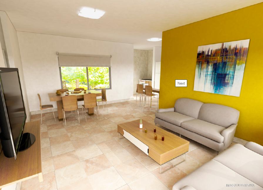 milenium premium 2 dormitorios galeria interior