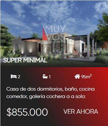 vila house super minimal