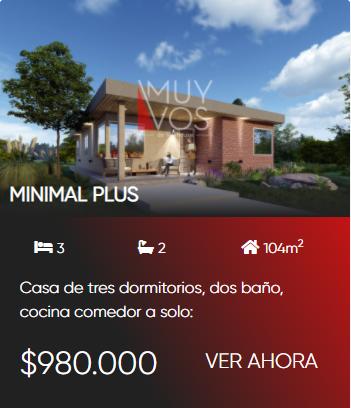 vila house minimal plus
