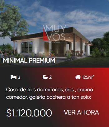 muy vos minimal premium