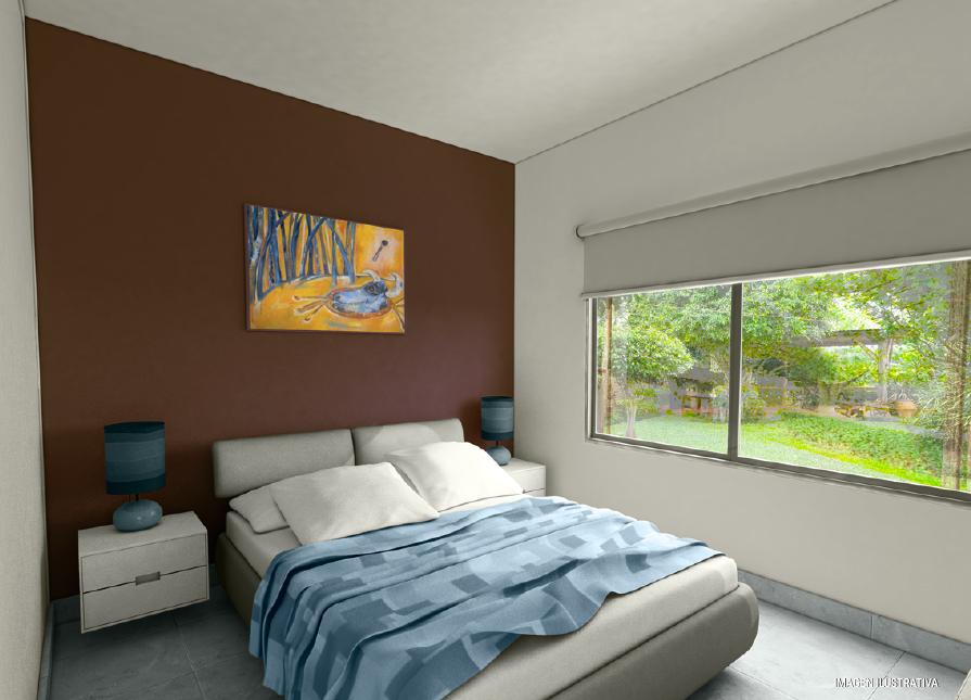 milenium premium 2 dormitorios habitación
