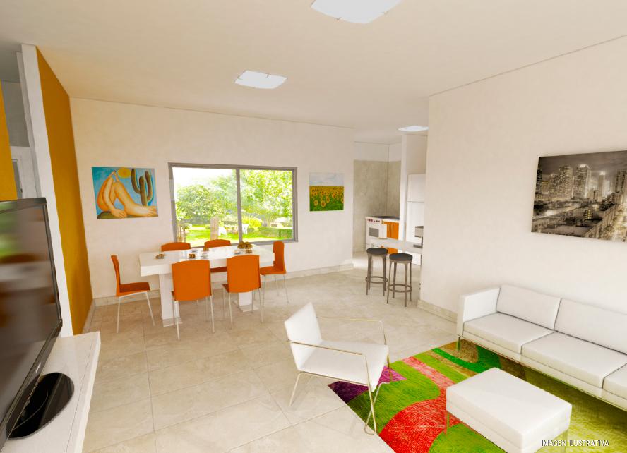 milenium premium 2 dormitorios con galeria interior