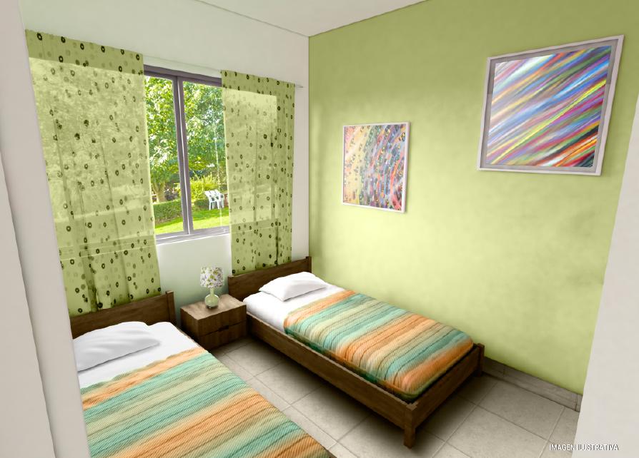 milenium premium 3 dormitorios habitacion