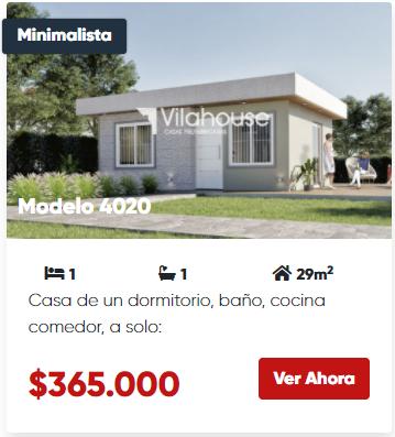 Vilahouse 4020
