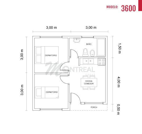 casa 36 plano