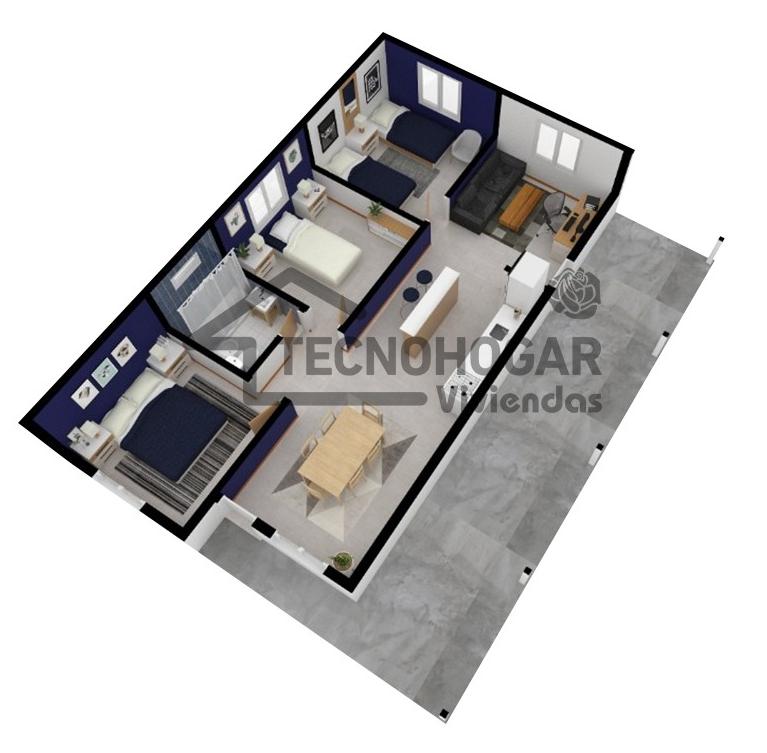 tecnohouse diseño 2520