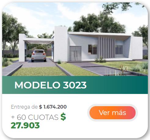 3023 modelo prefabricada esperanza