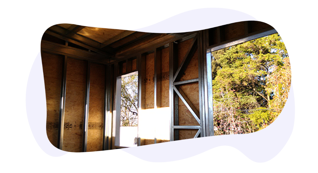 madera casa prefabricada